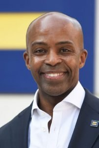 Alphonso David, President, Human Rights Campaign Foundation (He/Him/His)