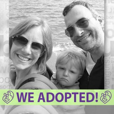 Chris and Joanna's Adoption Profile | 1-800-982-3678 | Friends in Adoption | www.friendsinadoption.org