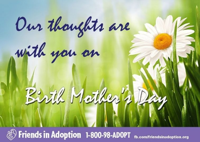 Birth Mother's Day 2014