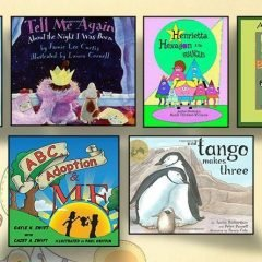 Please consider shopping for books at AmazonSmile.com and make sure to assign Friends in Adoption as your charity of choice! Thank you.