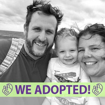 James, Tracy, & Jacob's Adoption Profile | 1-800-982-3678 | Friends in Adoption | http://www.friendsinadoption.org