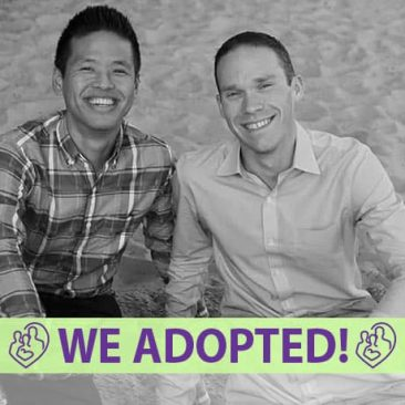 James and Ned's Adoption Profile | 1-800-982-3678 | Friends in Adoption | http://www.friendsinadoption.org
