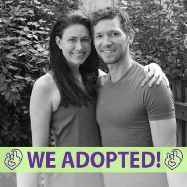 Summer and Sean's Adoption Profile | 1-800-982-3678 | Friends in Adoption | https://www.friendsinadoption.org