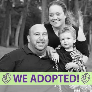 Lee, Nancy, and Zachary's Adoption Profile | 1-800-982-3678 | Friends in Adoption | https://www.friendsinadoption.org