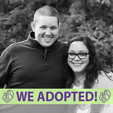 Colby and Tifanie's Adoption Profile | 1-800-982-3678 | Friends in Adoption | http://www.friendsinadoption.org