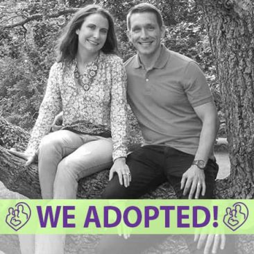 Mo and Kris' Adoption Profile | 1-800-982-3678 | Friends in Adoption | https://www.friendsinadoption.org