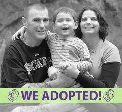 Andy, Ginny, and Liam's Adoption Profile   1-800-982-3678   Friends in Adoption   https://www.friendsinadoption.org
