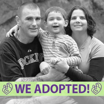 Andy, Ginny, and Liam's Adoption Profile | 1-800-982-3678 | Friends in Adoption | http://www.friendsinadoption.org