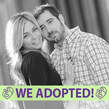 Katie and Billy's Adoption Profile | 1-800-982-3678 | Friends in Adoption | http://www.friendsinadoption.org