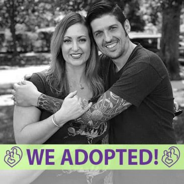 Janna and Joel's Adoption Profile | 1-800-982-3678 | Friends in Adoption | https://www.friendsinadoption.org