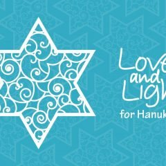 Love & Light for Hanukkah from Friends in Adoption