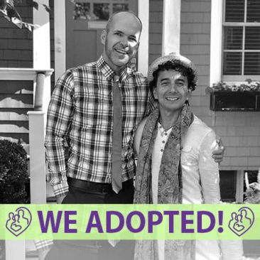 Juan and Nick's Adoption Profile | 1-800-982-3678 | Friends in Adoption | https://www.friendsinadoption.org/