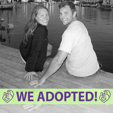Laura & Jacob's Adoption Profile | 1-800-982-3678 | Friends in Adoption | http://www.friendsinadoption.org