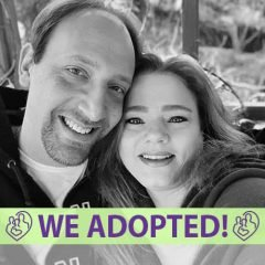 Lane & Liz's Adoption Profile | 1-800-982-3678 | Friends in Adoption | https://www.friendsinadoption.org