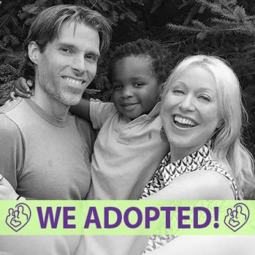 Tim & Emily's Adoption Profile | 1-800-982-3678 | Friends in Adoption | http://www.friendsinadoption.org