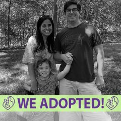 Colleen, Marc, & Emma's Adoption Profile | 1-800-982-3678 | Friends in Adoption | https://www.friendsinadoption.org