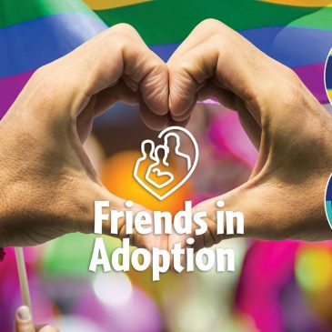 Friends in Adoption is a Fully Inclusive Adoption Agency