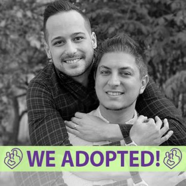 Jeremy & Will's Adoption Profile | 1-800-982-3678 | Friends in Adoption | http://www.friendsinadoption.org