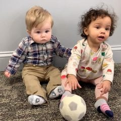 Babies Cooper and Harper | 1-800-982-3678 | Friends in Adoption | https://www.friendsinadoption.org