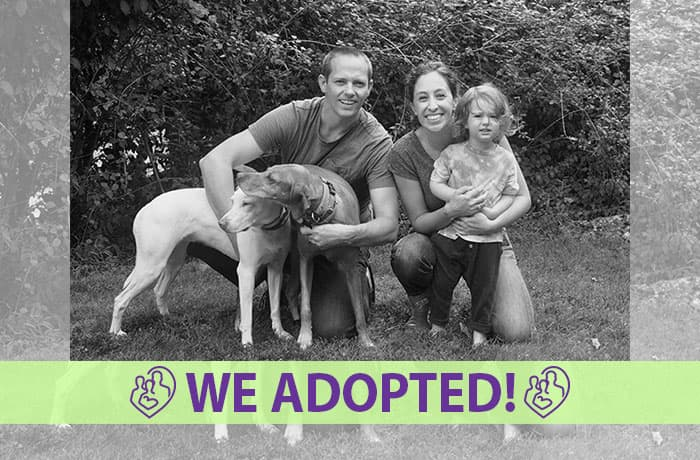 Erica, Matt, and Roen's Adoption Profile | 1-800-982-3678 | Friends in Adoption | http://www.friendsinadoption.org