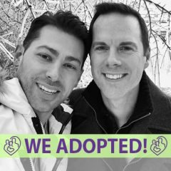Justin & Paul's Adoption Profile | 1-800-982-3678 | Friends in Adoption | http://www.friendsinadoption.org