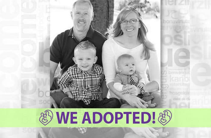 Dave & Sandy's Adoption Agency Profile | 1-800-982-3678 | Friends in Adoption | http://www.friendsinadoption.org
