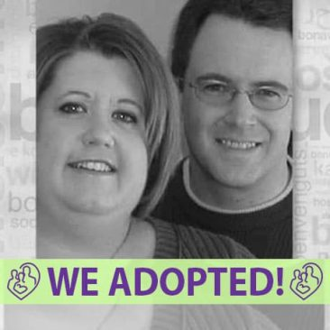 Jennifer & Darrin's Adoption Agency Profile | 1-800-982-3678 | Friends in Adoption | http://www.friendsinadoption.org