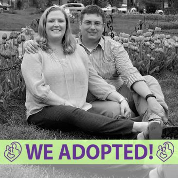 Maureen and Ryan's Adoption Profile | 1-800-982-3678 | Friends in Adoption | http://www.friendsinadoption.org