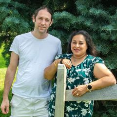 Jason and Samina's Adoption Agency Profile | 1-800-982-3678 | Friends in Adoption | http://www.friendsinadoption.org