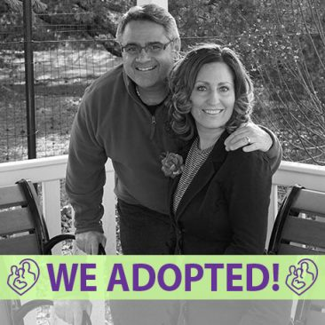 Anthony and Catherine's Adoption Profile | 1-800-982-3678 Friends in Adoption www.friendsinadoption.org