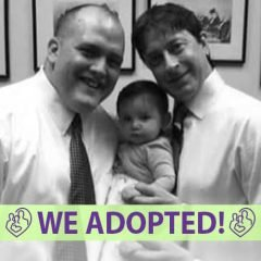 Kevin & David's Adoption Agency Profile | 1-800-982-3678 | Friends in Adoption | http://www.friendsinadoption.org