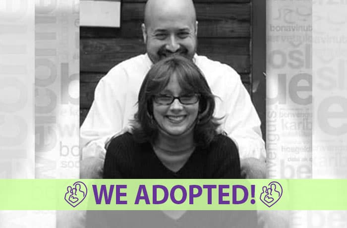 Lisa and Lawrence's Adoption Agency Profile | 1-800-982-3678 | Friends in Adoption | https://www.friendsinadoption.org