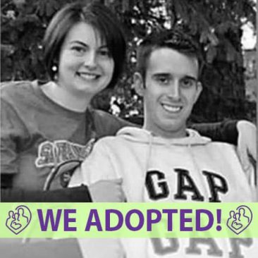 Michelle & Dave's Adoption Agency Profile | 1-800-982-3678 | Friends in Adoption | http://www.friendsinadoption.org