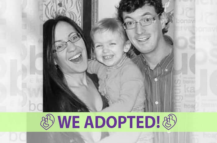 Sara & Mike's Adoption Agency Profile | 1-800-982-3678 | Friends in Adoption | http://www.friendsinadoption.org