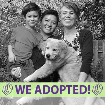 Alison, Tammy, and Theo's Adoption Agency Profile | 1-800-982-3678 | Friends in Adoption | https://www.friendsinadoption.org