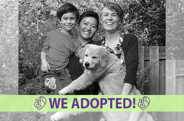 Alison, Tammy, and Theo's Adoption Agency Profile   1-800-982-3678   Friends in Adoption   https://www.friendsinadoption.org