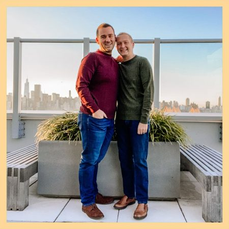 Rob and Brian's Adoption Agency Profile | 1-800-982-3678 | Friends in Adoption | https://www.friendsinadoption.org